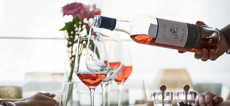 wijn van de wijnkaart
